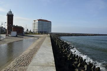 port Darłowo  ,Darłówko ,  port , port rybacki , port , statek w darłowie ,most w Darłowie ,...