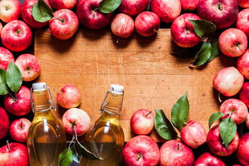 Red Apples and Cider