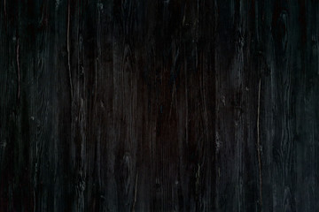 wood black background, dark wooden abstract texture