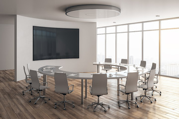 Fotomurales - Modern meeting room interior