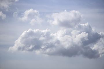In de dag Donkergrijs 積雲