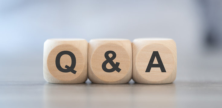 Q & A, questions and answers