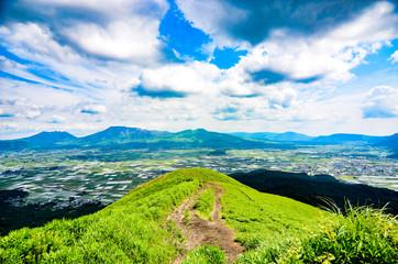 阿蘇山大観峰