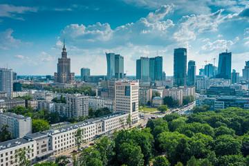 Warszawska panorama