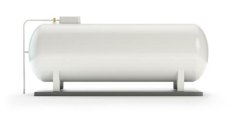 Medium Gas Tank, industrial version - 3d illustration