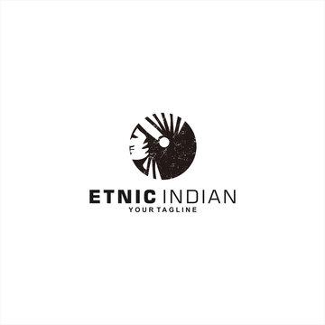 ethnic Indian Logo Design Inspiration
