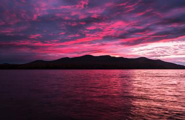Baxter State Park Sunrise