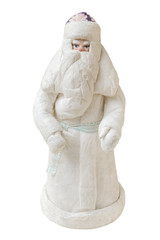 Very old traditional Christmas decoration, Ded Moroz, or Jack Frost, or Santa Claus