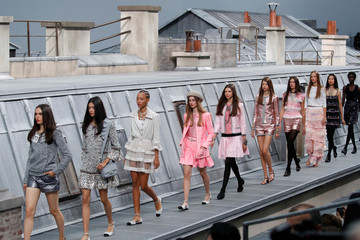 Chanel Spring/Summer 2020 women's ready-to-wear collection show during Paris Fashion Week