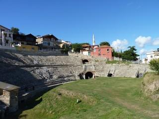 Roman amphitheatre, Durres, Albania