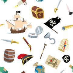 Pirate Accessories Pattern