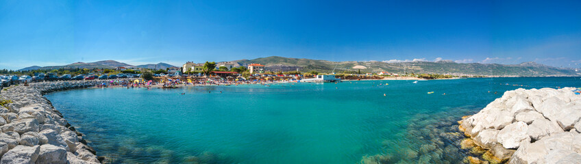 Plaża Chorwacja