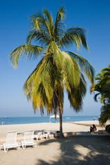 Beaches of El Rodadero, Santa Marta, Colombia