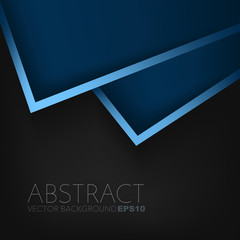 abstract background with arrows and place for your text