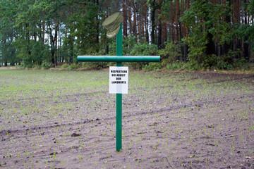 Grüne Kreuze gegen das Hofsterben der Landwirte