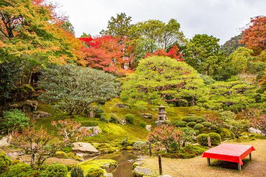 日本の秋 滋賀 旧竹林院24  Autumn in Japan, Shiga Prefecture,former Chikurin-in #24