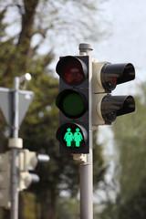Ampelanlage für Gleichgeschlechtliche