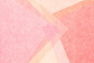 和紙 ピンク テクスチャ アブストラクト 正月 背景