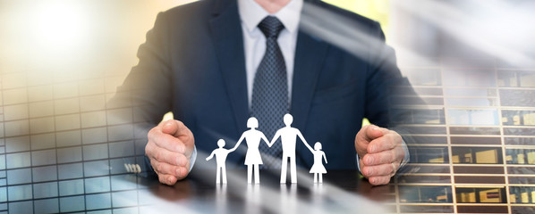 Concept of family insurance; multiple exposure