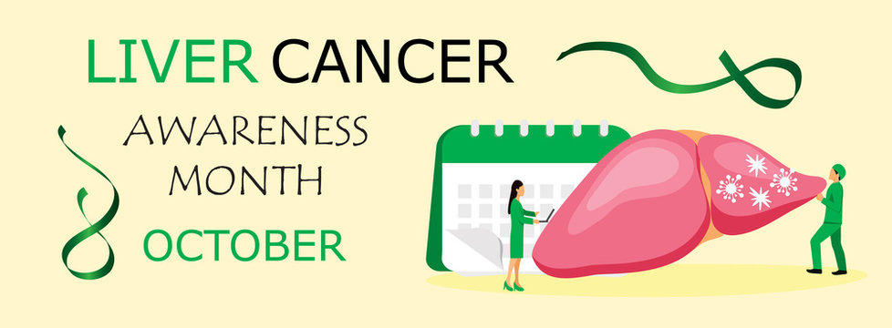 Liver Cancer Awareness Month is organised in October