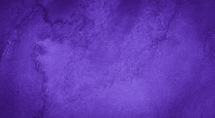 Rich Purple Watercolor background with bizarre natural divorces and stripes. Abstract  frame with copy space for text.