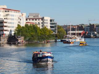 uk, england, Bristol Floating Harbour