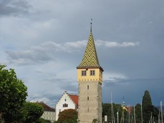 Mangturm tower in Lindau