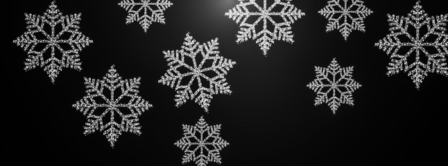 christmas background .snowflakes pattern abstract background