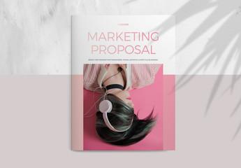 Pink Proposal Layout