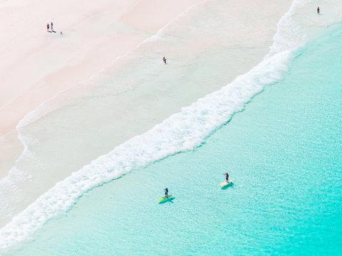 Perth Beach SUP Boarding