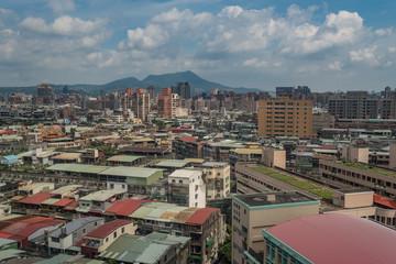 Various architecture in Taipei, Taiwan