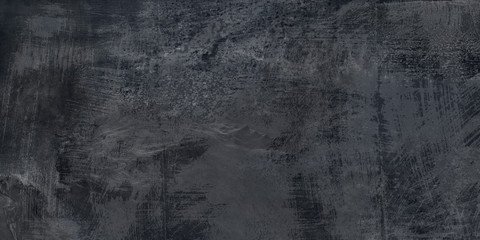 Wall Mural - Dark Grey cement background. Wall texture