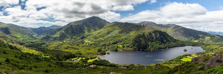 Glenmore Lake, Beara Peninsula, Ireland Fototapete