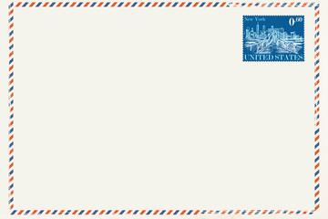 Kartka pocztowa w stylu vintage