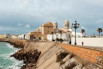 Cadiz und die Altstadt