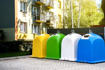 Ecology of city life. Waste management in the modern world. Prestigious and affordable work