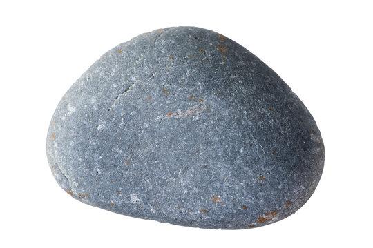 rock or stone isolated on white background