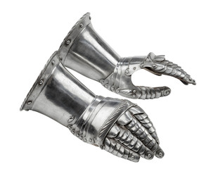 Knights gauntlets ancient armour medievil