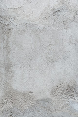 Poster Concrete Wallpaper Gray plaster concrete wall texture background