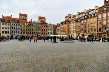 Warsaw, Poland old town