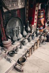 Souvenirs in Jordan