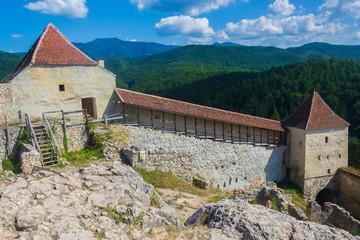 Rasnov Fortress, Transilvania, Romania