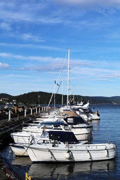 Marina, Drøbak, Norway