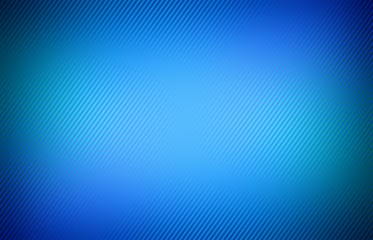 Stripes deep blue fantastic texture. Magical matte smooth background. Fine diagonal lines pattern. Dark vegnette. Low light.