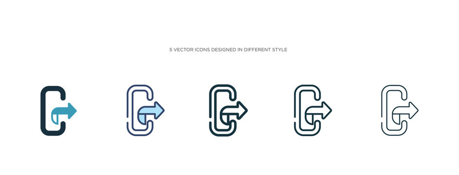 icon in different style vector illustration. two colored and black  vector icons designed in filled, outline, line and stroke style can be used for web, mobile,