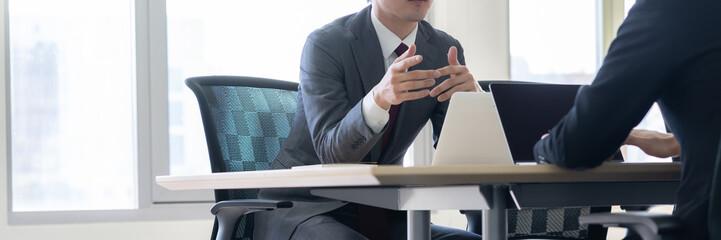 Obraz ビジネス - fototapety do salonu