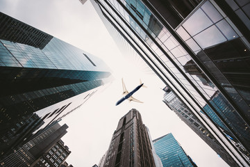 Urban center in New york city