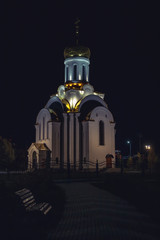 Church in honor of the Holy Martyr Tatiana at Surgu