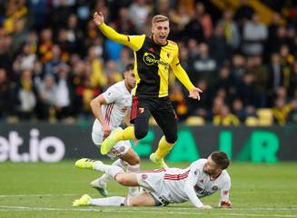 Premier League - Watford v Sheffield United