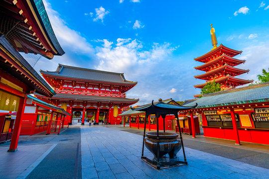 浅草寺 東京都 観光地